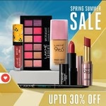 Lakme Spring Summer Sale Upto 30% Off | Free Shipping On Order over ₹750