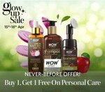 Myntra Wow Skin science Buy 1 Get 1 Free on personal care