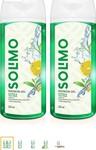 olimo Shower Gel, Lemon & Tea Tree - 250 ml (Pack of 2) @ rs148