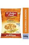 D NATURE FRESH California Almonds 500g Pouch