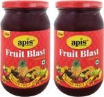 Apis Mixed Fruit Jam 450 g  (Buy 1 Get 1 Free)