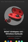 Steal BOAT Airdopes 441 - Wireless Earbuds WIRELESS EARBUDS