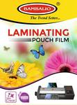 Bambalio Professional Thermal Laminating Pouch 65 X 95mm Id Card Size - 125 Microns /300 Sheets LAM-425