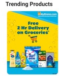 Magicpin : Get Flat 200 OFF On My kirana | 100 OFF For Old User