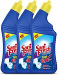 Sanifresh Ultrashine Toilet Cleaner -1.5 X Extra Strong Extra Clean - 3L (1L X 3)