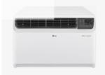 LG 2 Ton Dual Inverter 5 Star Copper (2020 Range) (R-32) Wi-Fi Window AC (JW-Q24WUZA, White)