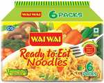 Wai Wai - Ready to Eat Noodles -Combo (70g*6 Packs) 420g