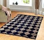 Multitex Velvet Abstract Chenille Carpet
