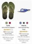 FLITE Women's Flip-lops starts at Rs65