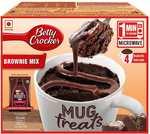 Betty Crocker Mug Treat Brownie Mix Bag, 264 g