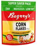 [Pantry]Bagrrys Corn Flakes, 800g (with Extra 80g)