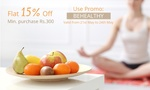 New Groupon Code--- Get 15% OFF on Minimum Purchase of Rs.300 on All the Healthcare deals in your City