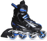 Nivia Super Roller In-line Skates - Size 36 - 39 (medium) (Blue, Black)-1936 || FLIPKART || WSRetail || 60% price drop