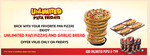 Unlimited Pizza Hut Party- 4th September 2015