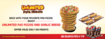 Unlimited Pizza Hut Party - 9th October 2015