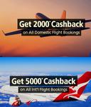 Goibibo : Get Rs 2000 cashback on all Domestic Flights