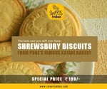 Karachi Bakery Fruit Biscuits 900 Grams @Rs.275