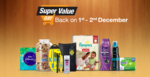 [LIVE NOW] Amazon Super Value Day on 1 & 2 December