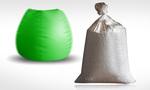Bean Bags Filler(1 KG)@300..MRP 600(Check PC)