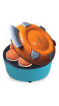 Crompton Greaves ACGT-CKM71-I Cake Maker (Orange/Blue)@1469||Check PC