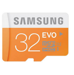 Samsung Evo MicroSDHC 32GB Class 10 Memory Card In Just Rs.445 + 20 Shipping