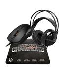 SteelSeries E- Sports Champions Bundle - Black@5999 MRP 11999 (50% off)