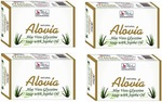 Back Again in 49..Besure Aloe Vera Soap - Pack Of 4 + Free Recharge Inside + Free Shipping @snapdeal