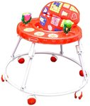 Mothertouch Round Walker (Red)@720 MRP1200(40%off)