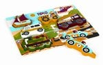 Tidlo Chunky transport Puzzle @ 548 (MRP-1399) AT AMAZON (CHECK PC)