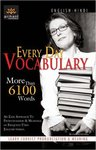Everyday Vocabulary More Than 6100 Words@36/-  MRP 65/- FREE SHIPPING