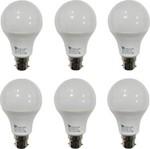 47% off Syska Led Lights 7 W LED Bulb(White, Pack of 6) @Rs.1050/-  (MRP.2000)