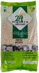 24 Mantra Organic Urad Dal White Whole, 500g- Rs  95   @ amazon