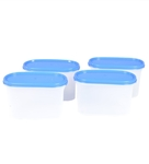 Pepperfry: Tupperware Modular Mate Oval - 1100 ML - Set of 4@ 842 (MRP: 1720) (Account Specific)