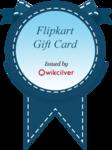 CashBack Offer Flipkart Gift Card