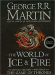 The World of Ice and Fire (Song of Ice & Fire)@999 MRP1999(50%off)