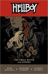 Hellboy Volume 7: The Troll Witch and Others  @ 549 (MRP-1099) AT AMAZON (CHECK PC)