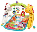 Amazon : Fisher Price Newborn to Toddler Play Gym, Multi Color @ 3899
