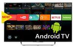 Sony Bravia KDL-43W800C 43'' 3D Full HD Smart TV With One Year Dealers Warranty @ 50685