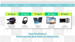 Live: Shopclues - High voltage sale on electronics items (5 to 9 April)
