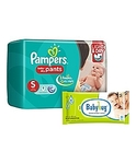Firstcry : Pampers Special: Extra 20% Cashback on Pampers Diapers