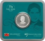 For sachin fans, Sachin Tendulkar Limited Edition silver Coins at discounted price, check pc