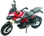 (50% off) Newray 1:12 Ducati Multi Colorstrada 1200 S Pikes Peak, Multi Color @ Rs.324 (MRP : Rs.649)