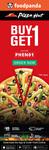 FoodPanda: PizzaHut - Buy1Get1 on Pizza Hut. Order Now!