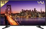 Flipkart TV Day | VU 32 inch(80 cm) TV HD ready at ₹15490