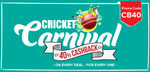Little App - Cricket Carnival 40% Cashback on every deal (All users)