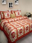 Cotton Printed  Double Bedsheet  min 50% dicount  Bombay Dyeing etc
