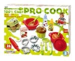 Ecoiffier Pro Cook Accessories@560 MRP 1399 || Check PC