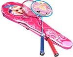Barbie Badminton Racket Combo Set, Pink/Blue@560 MRP1399 || Check PC