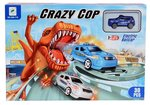 Planet of Toys Crazy Cop Electric Rail Car MRP 2499 @ Rs.699