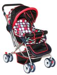 Amazon: Brunte MX Pram Black ( PR013) @ 2729 || Please check PC